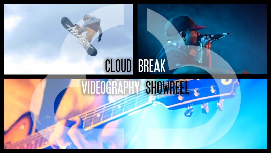 Cloudbreak Creative Showreel Image